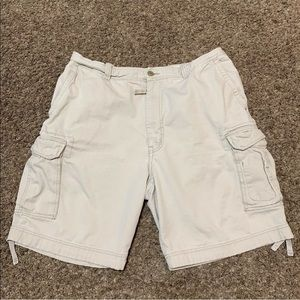 Abercrombie Fitch Vintage Fatigues Cargo Shorts